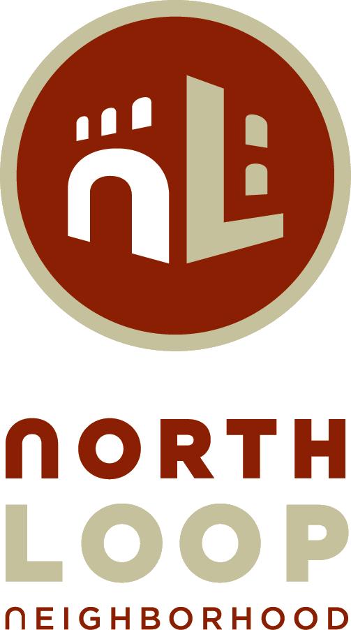 North Loop Wine round logo